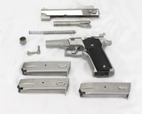 Smith & Wesson Model 659 DA Pistol 2nd Generation 9mm