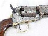 Colt 1849 Pocket Revolver .31 Cal. (1856) - 4 of 25