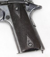 Colt 1911 WWI 1914 Production Pistol - 5 of 25