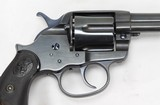 """COLT Model 1878, FRONTIER ARMY,""""1889"""" - 4 of 24"""
