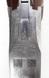 """BROWNING PIGEON GRADE, SUPERPOSED""""1937"""" - 20 of 25"""