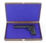 Colt 1902 Sporting Model Semi-Auto Pistol .38ACP(1906)