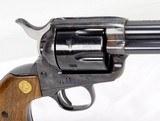 Colt SAA 3rd Generation Revolver .45LC (1980) - 20 of 25