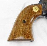 Colt SAA 3rd Generation Revolver .45LC (1980) - 3 of 25
