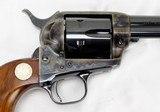 Colt SAA Revolver NRA Commemorative Centennial .45LC 1871-1971 (1971) - 5 of 25