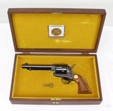 Colt SAA Revolver NRA Commemorative Centennial .45LC 1871-1971 (1971) - 1 of 25
