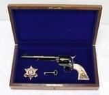 Colt SAA Sheriff's Model Maricopa County Commemorative (1 of 200) 1978 - NEW IN BOX