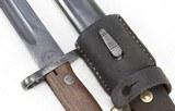 Zastava M48 Mauser Bolt Action Rifle 8mm Mauser (1950-52) W/ Bayonet - 25 of 25
