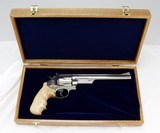 Smith & Wesson Model 29-3 Classic Hunter Revolver .44 Magnum (1987 Approx.) STAINLESS