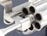 Smith & Wesson 32 Hand Ejector Revolver .32 Long (1911-42) BRIGHT NICKEL - 22 of 25