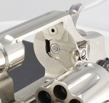 Smith & Wesson 32 Hand Ejector Revolver .32 Long (1911-42) BRIGHT NICKEL - 21 of 25