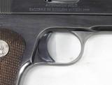 Colt Model 1903 Pocket Hammerless Pistol Type III .32ACP (1913) - 15 of 25
