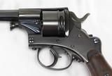 Dutch Model 1873 Army Revolver 9.4MM (P. Stevens of Maastricht) 1875 Est. ANTIQUE - 7 of 25