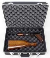 DWM Model 1902 Commercial Luger Carbine & Stock 7.65MM (1902-03)