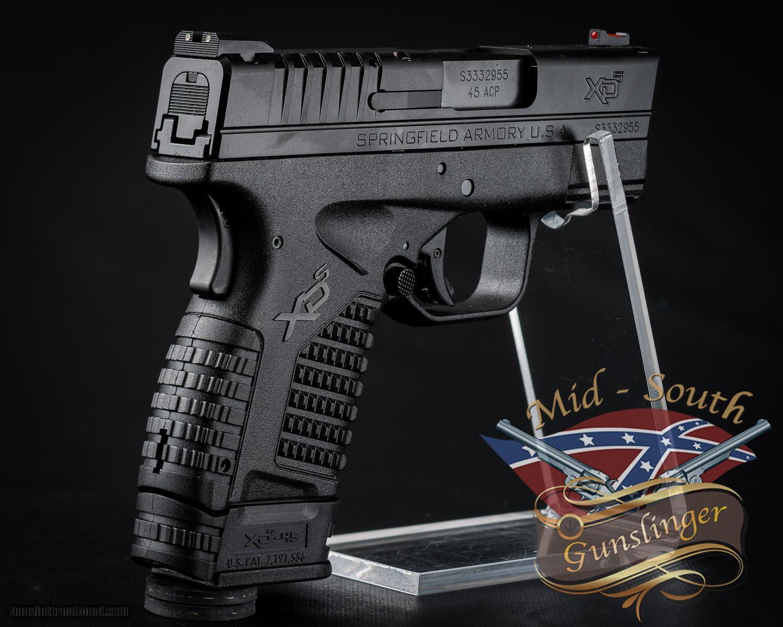 Springfield Armory SD-S - Factory New - No CC Fee - 45 ACP Sub