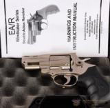 "EAA Windacator – Steel Frame – Nickel - 2"" – 6 Shot – 357 Mag – K-Frame – No CC Fee - Price Reduced - 7 of 8"