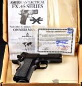 FX Fat Boy - ATI (American Tactical Imports) – 45 ACP - NRA Excellent - No CC Fee- 7 of 7