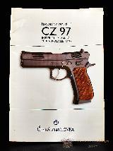 CZ 97 B – 45 ACP – All Steel – As New - No CC Fee – Sweet!!! - Rediced - 7 of 7