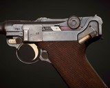 P.08 Erfurt Military Dated 1918 – 9MM Luger (9X19) Excellent – Luger Pistol – No CC Fee - 18 of 22