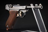 P.08 Erfurt Military Dated 1918 – 9MM Luger (9X19) Excellent – Luger Pistol – No CC Fee - 3 of 22