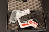 Sig Sauer P365 Nitron Micro-Compact - As New - 9MM Luger Night Sights – Sweet!!! – No CC Fee - 12 of 13