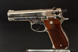 Smith & Wesson Model 39-2 - 9MM - Nickel - No CC Fee