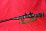 28 Nosler Weaver Custom Rifle built on a Blue Printed Winchester M70 action