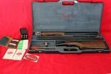 Perazzi MX12 Shotgun 2 barrel sets 12 & 20 Gauge