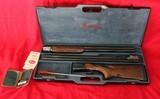 Perazzi MX12 Shotgun 2 barrel sets.12 & 20 Gauge