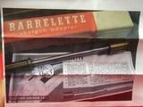 BARRELETTE- MINIATURE TRAP/SKEET 22 CAL BARREL INSERTS 20 GA - 3 of 6