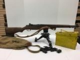 1945 Springfield M1 Garand Original WW2