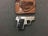1917 Colt 1908 Pocket Quality Control Flaw