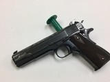 1919 Colt 1911 Commercial Fully Engraved & Customized