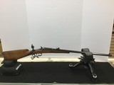 Schuetzen Flobert Parlor Rifle .22 short Belgian Origin - 1 of 19