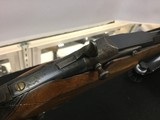 Schuetzen Flobert Parlor Rifle .22 short Belgian Origin - 7 of 19