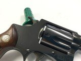 Smith & Wesson Model 36 Cheif's Special 2in High Polished Blue - 10 of 20