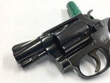Smith & Wesson Model 36 Cheif's Special 2in High Polished Blue - 6 of 20