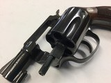 Smith & Wesson Model 36 Cheif's Special 2in High Polished Blue - 18 of 20