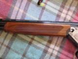 FRANCHI ALCIONE SL 12ga O/U 7 lbs NEVER FIRED Separated barrels 28 inch Engraved with Luggage Case - 6 of 12
