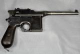 Mauser, Model 1896, BROOMHANDLE - 1 of 9