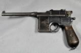 Mauser, Model 1896, BROOMHANDLE - 6 of 9