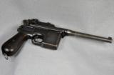 Mauser, Model 1896, BROOMHANDLE - 3 of 9