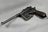 Mauser, Model 1896, BROOMHANDLE - 9 of 9