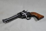Ruger, New Model Single Six, revolver, CONVERTIBLE (.22 LR & .22 Mag.) - 10 of 11