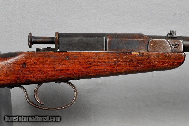 Deutsche werke erfurt germany model 1 22 lr ss sporting rifle