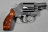 Smith & Wesson, Model 60, .38 Special, NO DASH, NO LOCK - 1 of 11