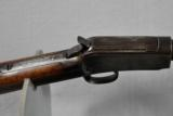 Winchester, ANTIQUE, Model 1890, .22 Short, TAKEDOWN - 3 of 12
