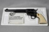 Colt, Single Action Army (SAA), 3rd generation, .45 LC - 1 of 14