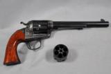 Uberti/Cimarron, single action revolver, .45 LC/ .45 ACP - 2 of 15