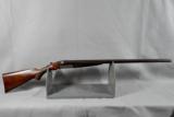 Francotte, ANTIQUE, side by side, double barrel, 12 gauge,
